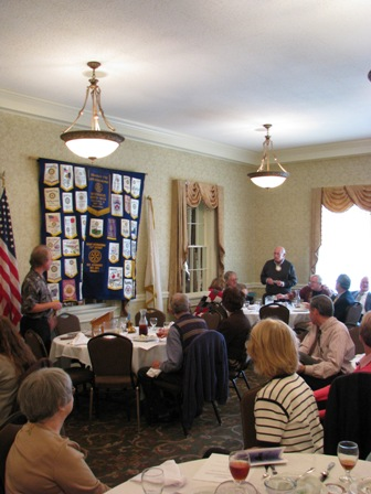 Geneseo Rotary Club Meeting